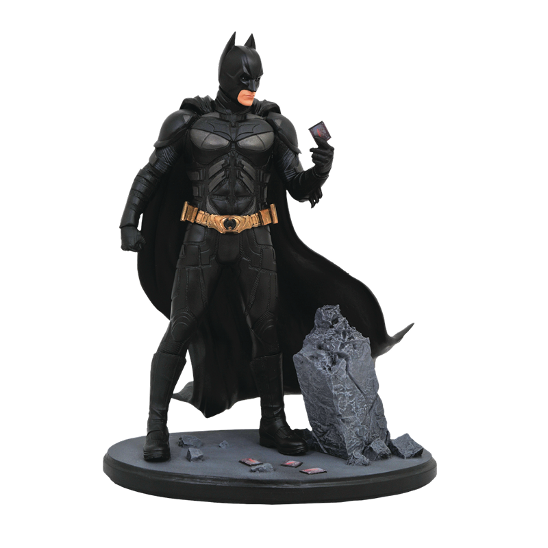 Batman The Dark Knight Dc Gallery 9 Pvc Diorama Statue Voodoo Collectables